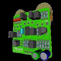 TS808 3D ISOR components