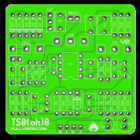 TS808 Top 3D