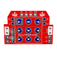 3PDT PCB front1