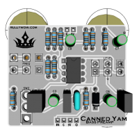 CannedYam PCB 3D1