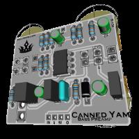 CannedYam PCB 3D2