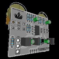 CannedYam PCB 3D3