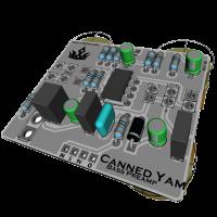 CannedYam PCB 3D4