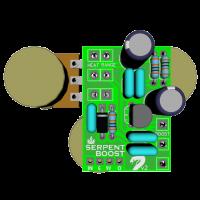 Serpent PCB 3D components1