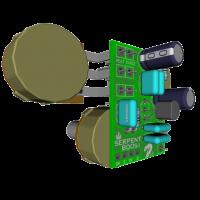Serpent PCB 3D components2