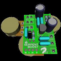 Serpent PCB 3D components5