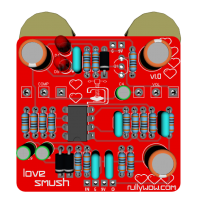 love smush 3d components
