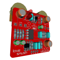 love smush 3d components iso L