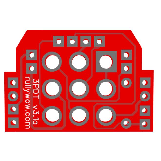 3pdt Wiring Pcb | Wiring Diagram