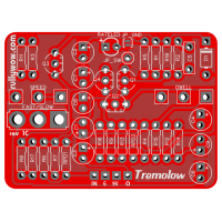 Tremolow - PCB no components