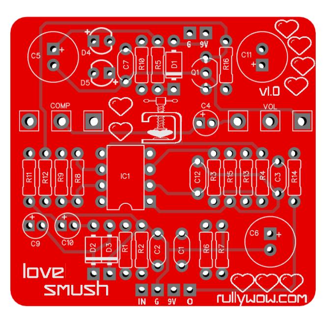 Love Smush - Compressor